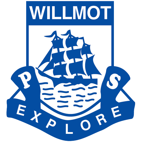 Willmot Public School logo